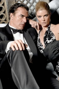 Chris Noth styled by Jonas Hallberg