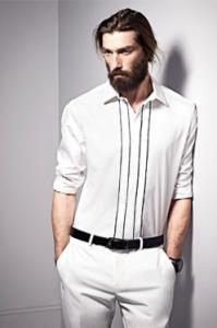 Patrick Petitjean styled by Jonas Hallberg