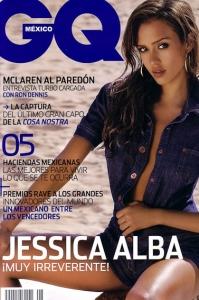 Jessica Alba styled by Jonas Hallberg