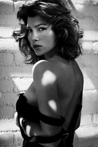 Jessica Biel styled by Jonas Hallberg