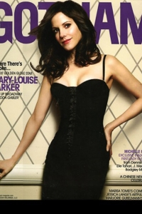 Mary Louise Parker styled by Jonas Hallberg