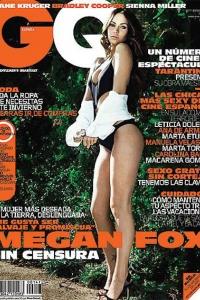 Megan Fox styled by Jonas Hallberg