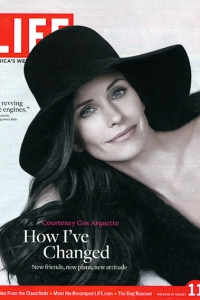 Courtney Cox-Arquette styled by Jonas Hallberg