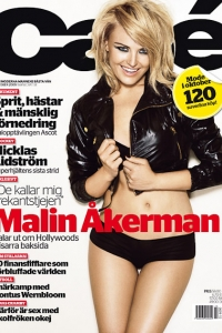 Malin Åkerman styled by Jonas Hallberg