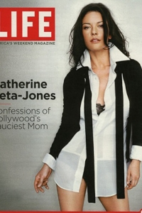 Catherine Zeta-Jones styled by Jonas Hallberg