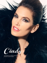 Cindy Crawford styled by Jonas Hallberg Signum