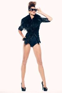 Cindy Crawford styled by Jonas Hallberg 1