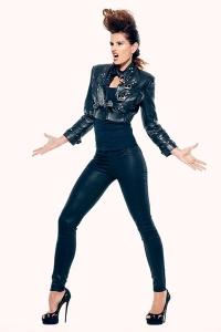 Cindy Crawford styled by Jonas Hallberg 4