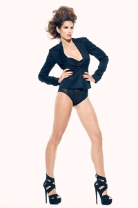 Cindy Crawford styled by Jonas Hallberg 7