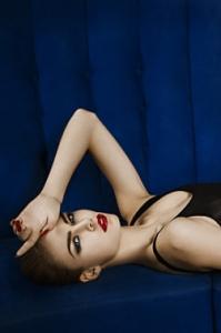 Klara Wester styled by Jonas Hallberg