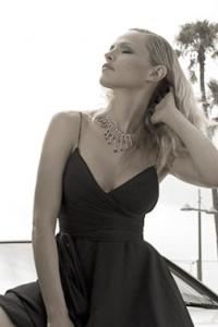 Rachel Roberts styled by Jonas Hallberg