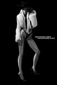 Elsa Hosk styled by Jonas Hallberg