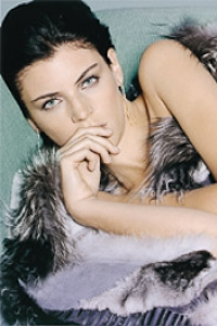Liberty Ross styled by Jonas Hallberg