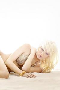 Caroline Winberg styled by Jonas Hallberg