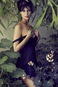 Morena Baccarin styled by Jonas Hallberg