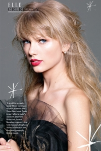 Taylor Swift styled by Jonas Hallberg