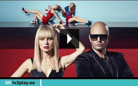 Top Model Sverige Compete!