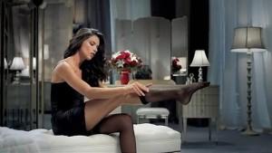 Adriana Lima Super Bowl Commercial Teleflora 2012